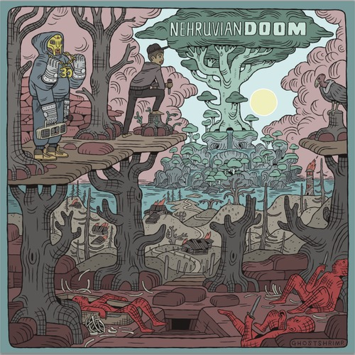 Bishop Nehru + DOOM -