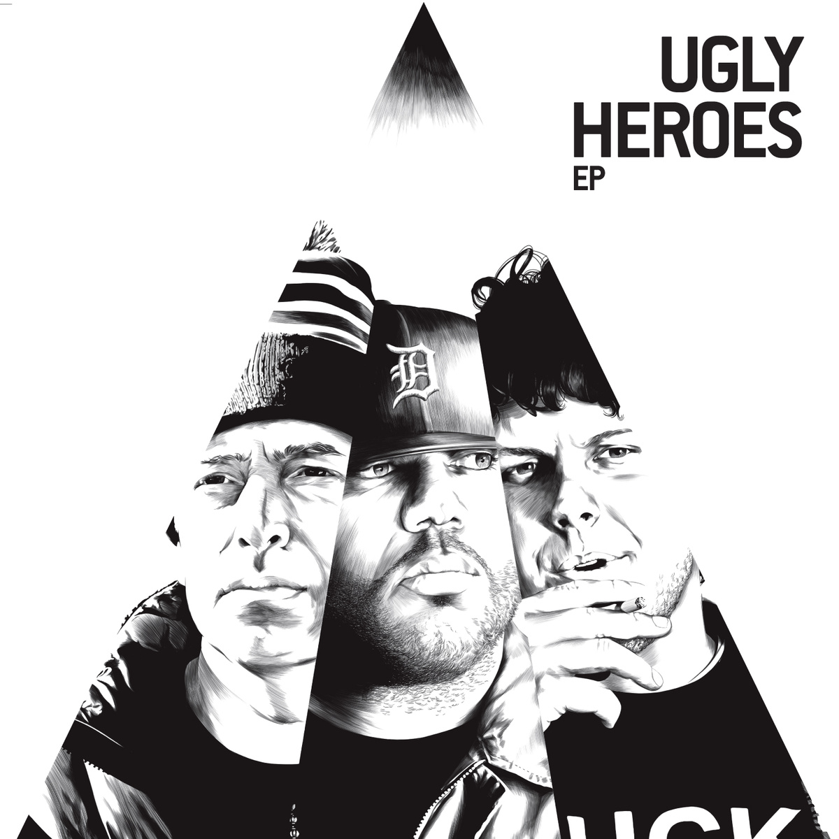 Ugly Heroes EP [Stream]
