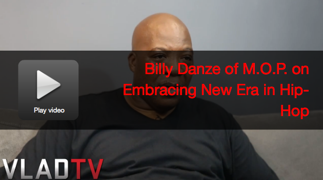 Billy Danze Speaks On Upcoming M.O.P.