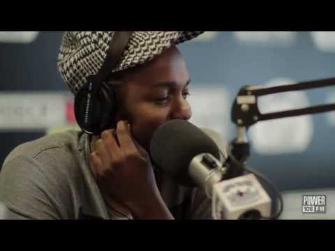 Kendrick Lamar Freestyles On Big Boy's Neighborhood & LA Leakers
