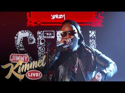 Jeezy Performs