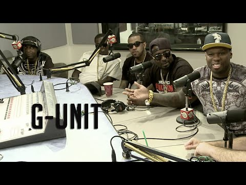 Ebro In The Morning: G-Unit Interview