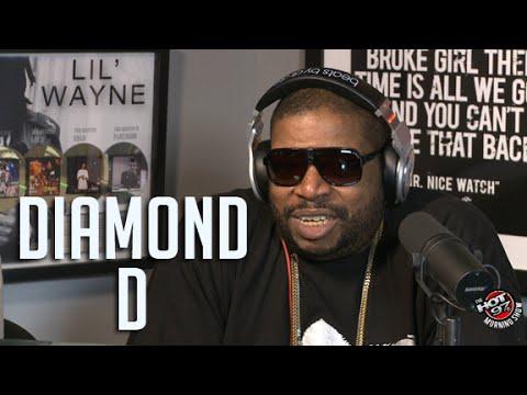 Diamond D Talks New Album With Peter Rosenberg & Ebro