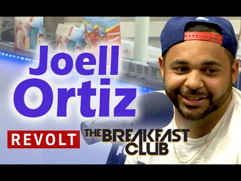The Breakfast Club: Joell Ortiz Interview