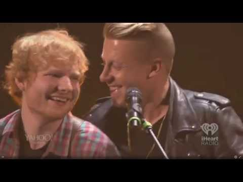 Ed Sheeran w/ Macklemore -