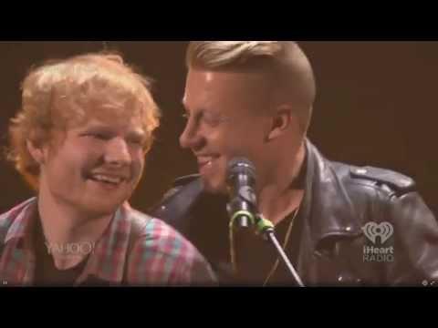 Ed Sheeran w/ Macklemore -
