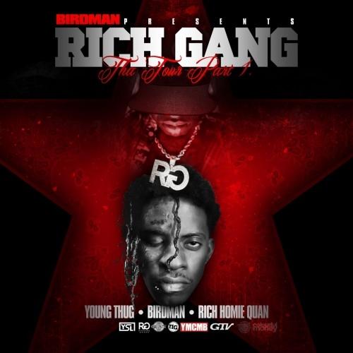 Rich Gang (Birdman + Young Thug + Rich Homie Quan) –