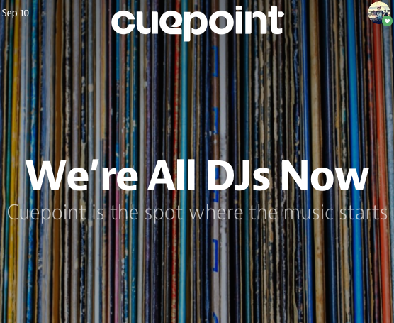 Announcing Cuepoint