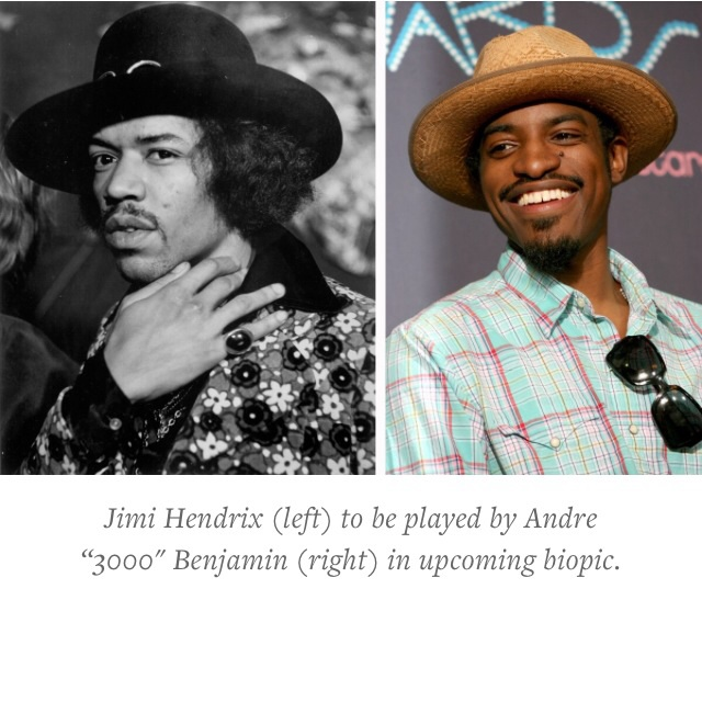 Jimi Hendrix Former Girlfriend Blasts Andre 3000 &