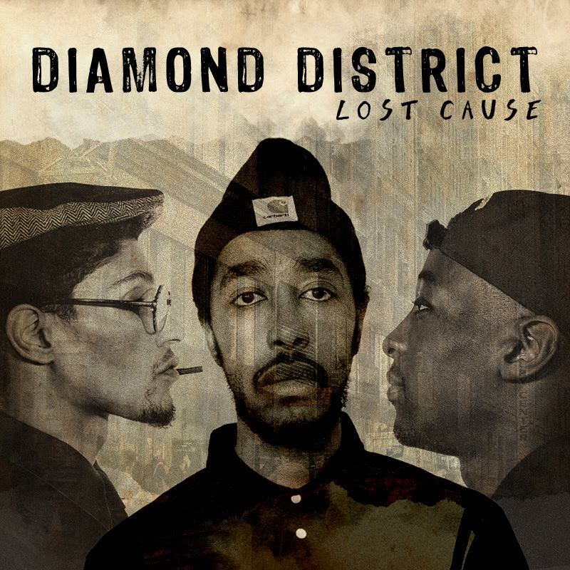 Diamond District (yU, Oddisee, Uptown XO) -