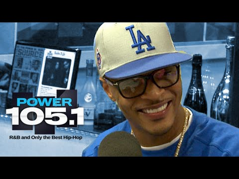 The Breakfast Club: T.I. Interview