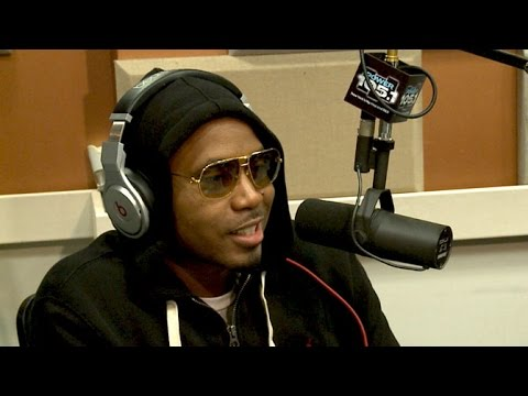 Angie Martinez: Nas Interview