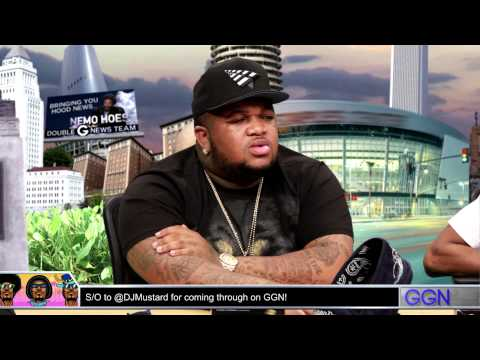 Snoop's GGN:  DJ Mustard Interview