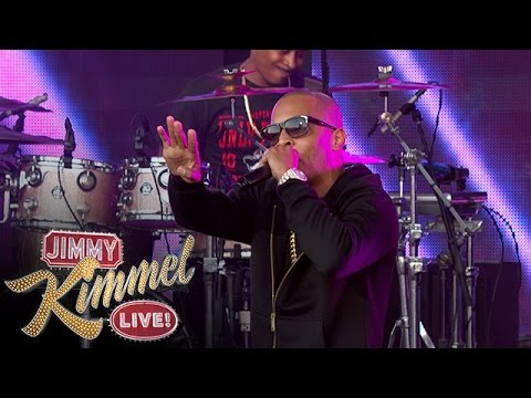 T.I. Live On Jimmy Kimmel