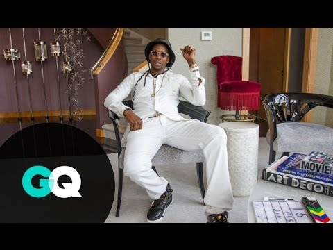 GQ's Most Expensivest Shit: 2 Chainz Stays In A $25k A Night Hotel