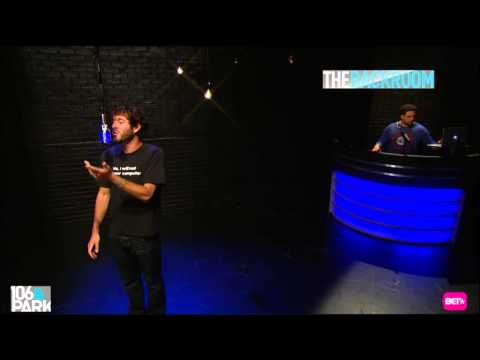 BET The Backroom: Lil Dicky Freestyle