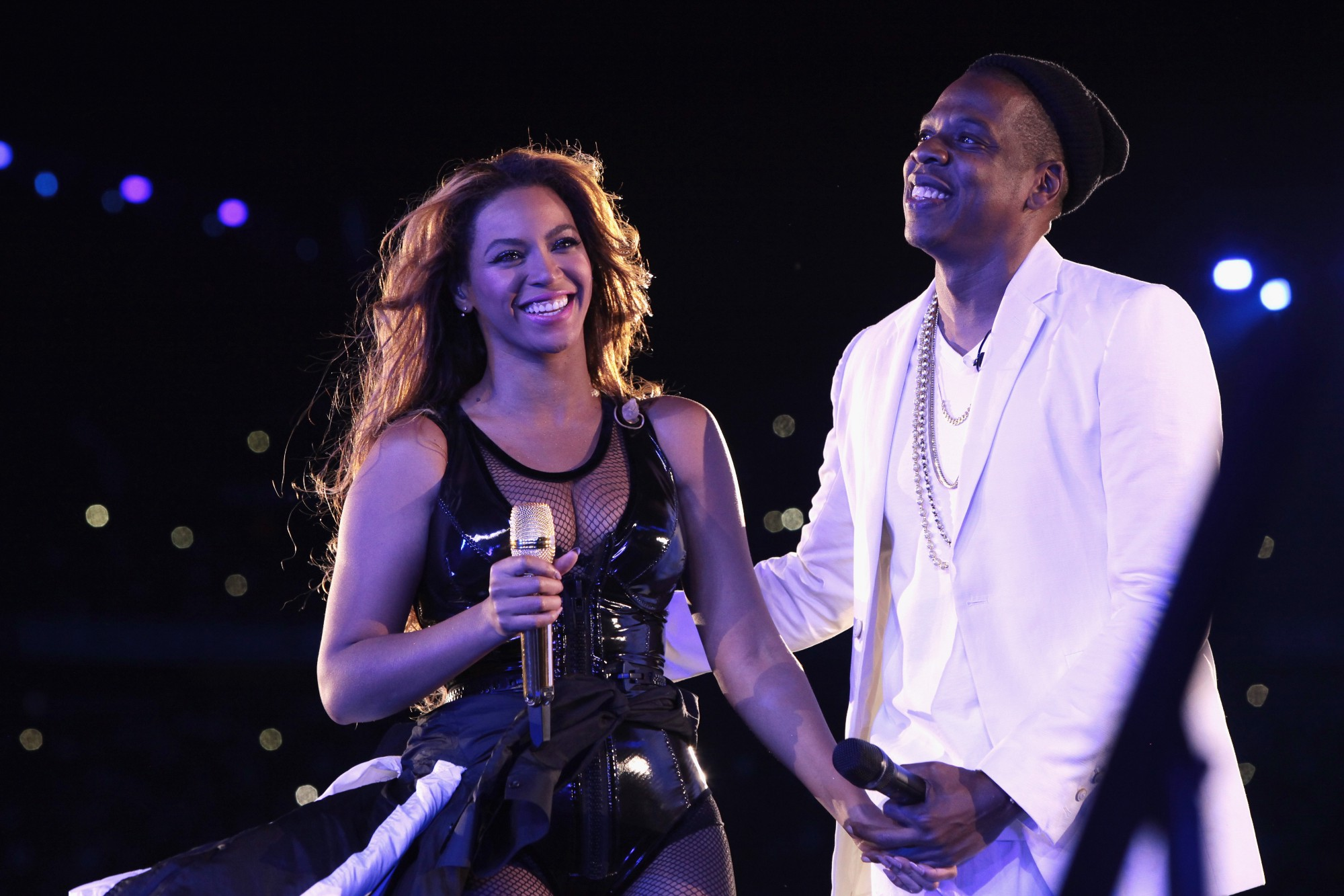 Cuepoint: Beyoncé and Jay Z: Still Crazy In Love