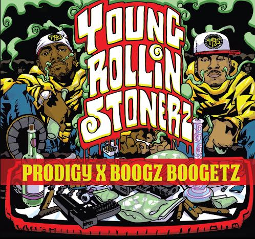 Prodigy of Mobb Deep + Boogz Boogetz –