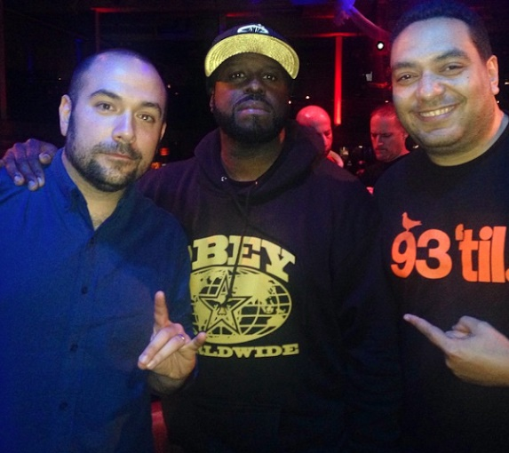 Juan Epstein: Funkmaster Flex Interview
