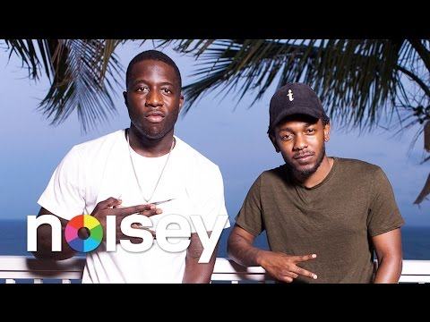 Back & Forth: Kendrick Lamar X Nigel Sylvester