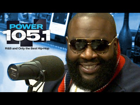 The Breakfast Club: Rick Ross Interview