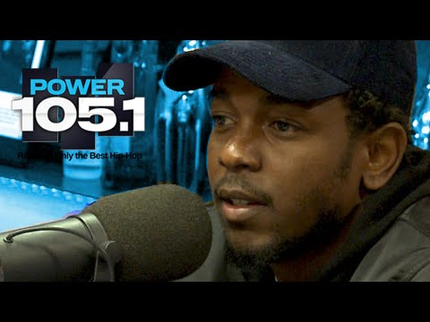 The Breakfast Club: Kendrick Lamar Interview
