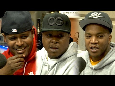 The Breakfast Club: The Lox Interview