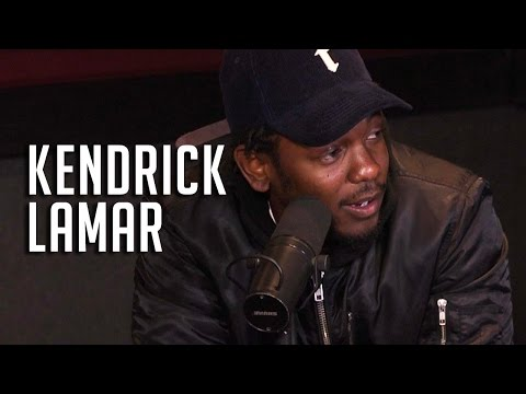 Ebro In The Morning: Kendrick Lamar Interview