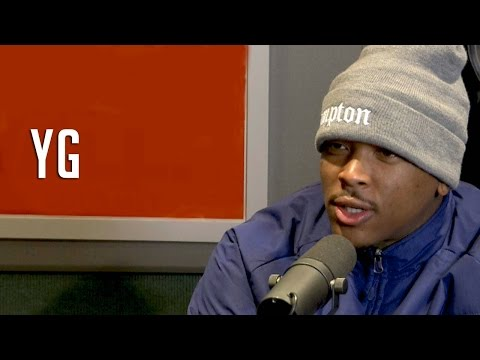 Ebro In The Morning: YG Interview
