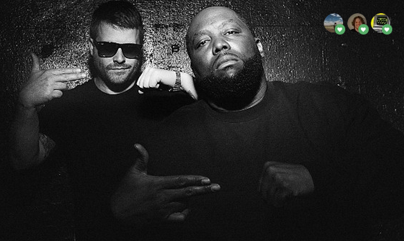 Cuepoint: Run The Jewels Stage a Rap Show During a Race Riot