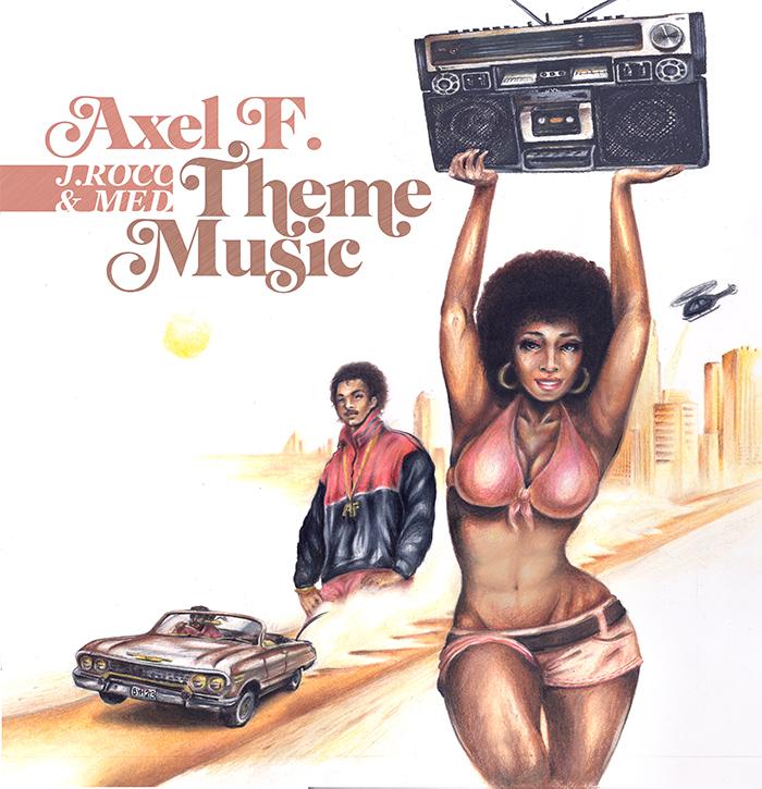 AXEL F. (J. Rocc + MED) –