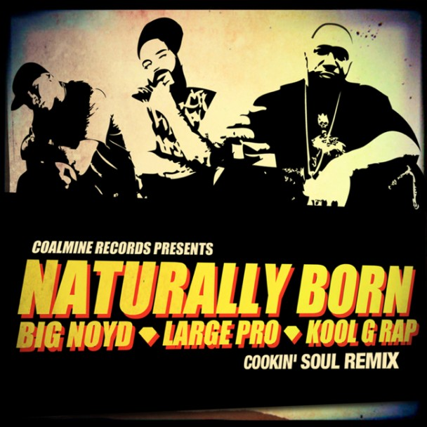 Big Noyd, Large Pro & Kool G Rap –