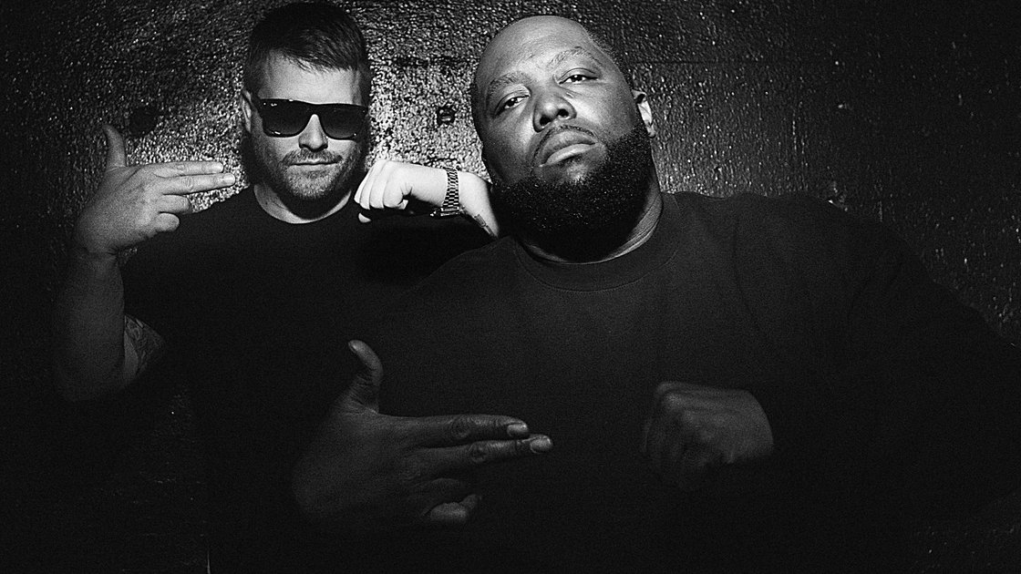 NPR Microphone Check: Run The Jewels Interview