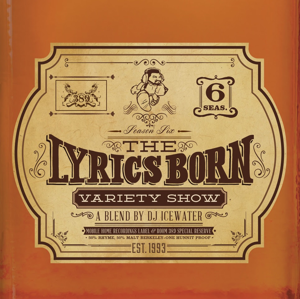 Lyrics Born Announces New Album