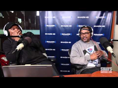 Sway In The Morning: Mad Skillz Interview + Freestyle
