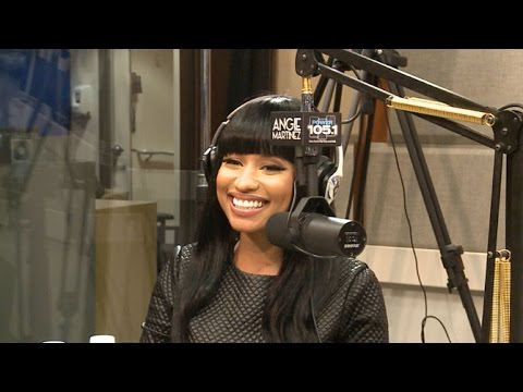 Angie Martinez: Nicki Minaj Interview