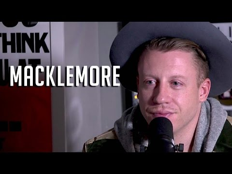Hot 97: Macklemore Interview
