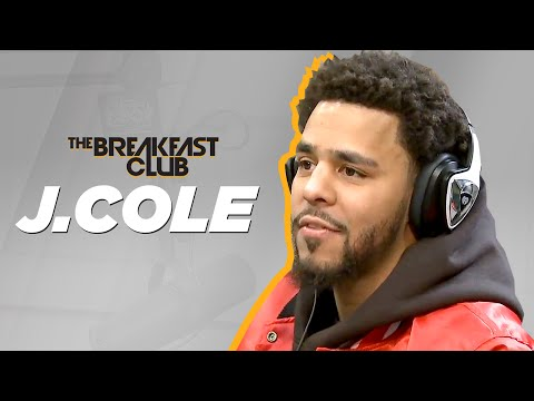 Angie Martinez: J. Cole Interview