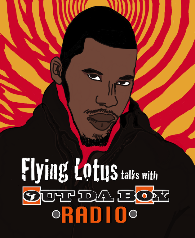 OutDaBox Radio: Flying Lotus Interview
