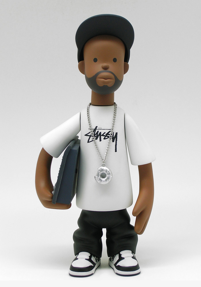 Official J. Dilla Vinyl Figure Coming 2015