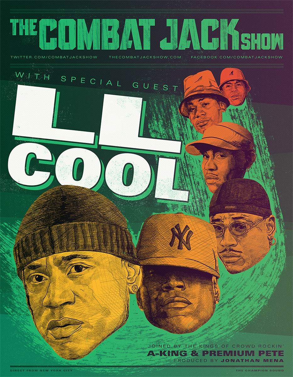 The Combat Jack Show: LL Cool J Interview