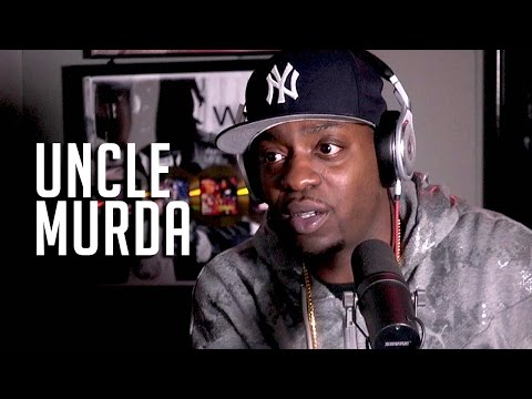 Ebro In The Morning: Uncle Murda Interview