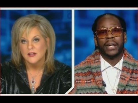 2 Chainz Debates Nancy Grace On Marijuana Legalization