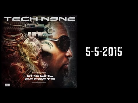 Tech N9ne Announces