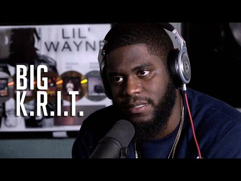Ebro In The Morning: Big K.R.I.T. Interview