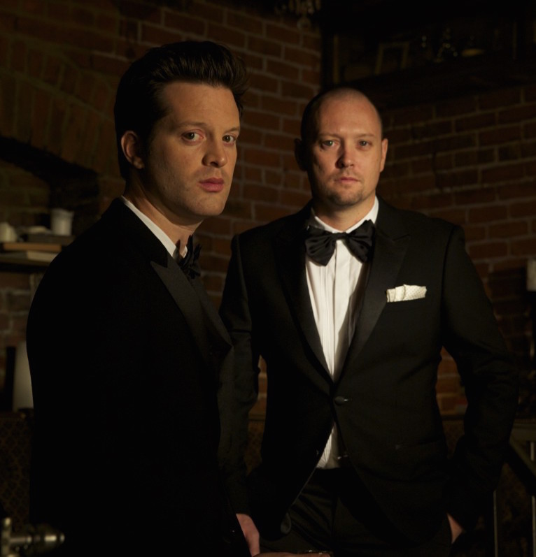 Cuepoint: A Formal Introduction to Tuxedo: Mayer Hawthorne and Jake One