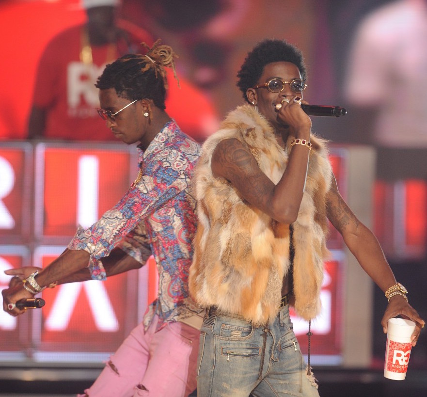Young Thug & Rich Homie Quan –