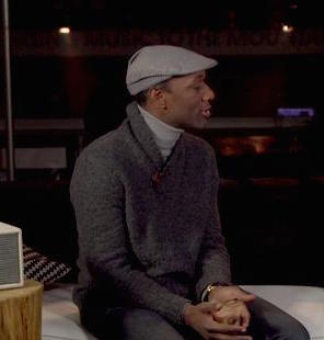 Sundance 2015: Aloe Blacc Interview