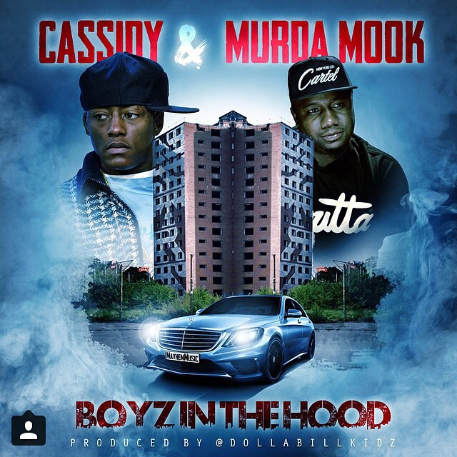 Cassidy + Murda Mook -
