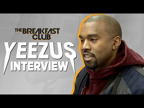 The Breakfast Club: Kanye West Interview